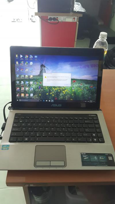 Asus i3 2310m/Ram 4G/ SSD128G