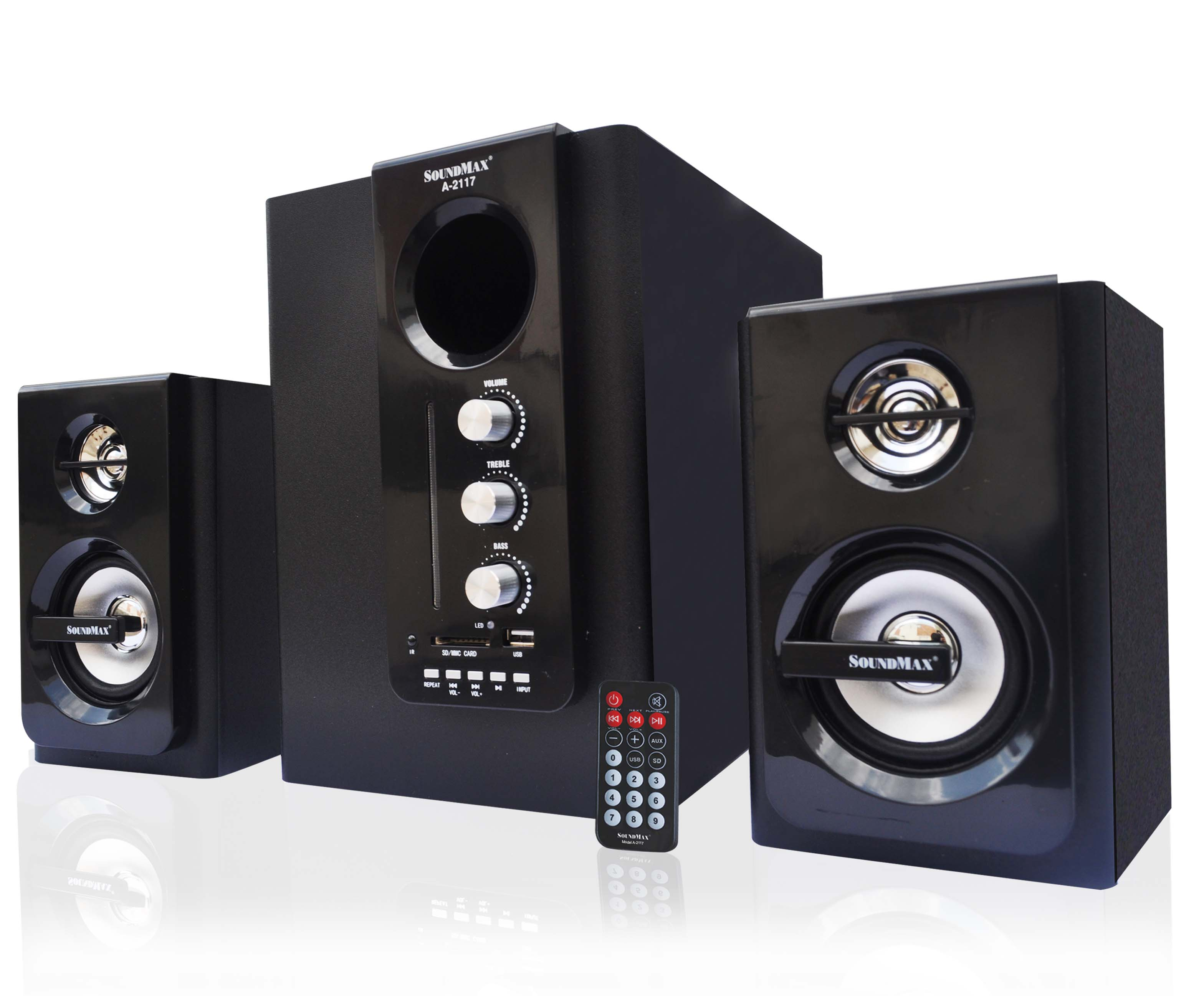 Loa SoundMax A2117/2.1