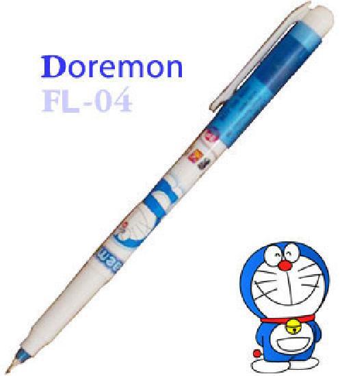 Bút lông kinm Thiên Long FL04/DO Doremon