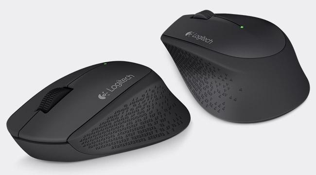 Chuột không dậy Logitech Wireless Mouse M280