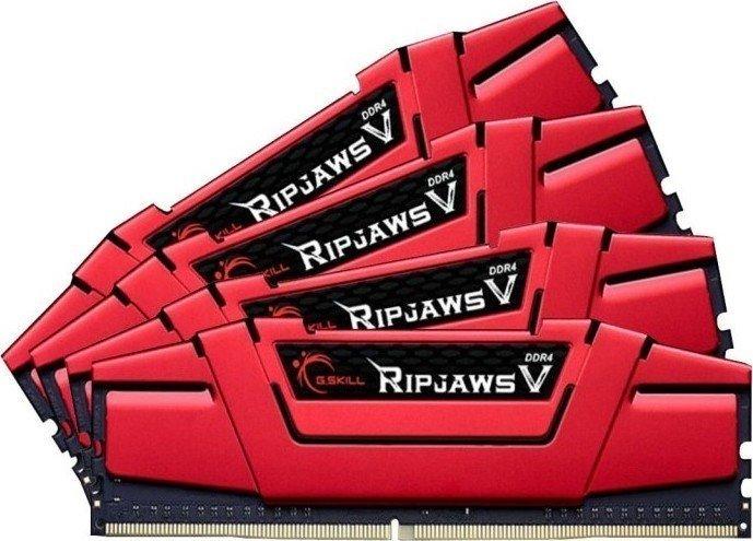 DDR4 4x8GB (3000) G.Skill F4-3000C15Q-32GVRB