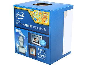 Intel Pentium Processor G3450  (3M Cache, 3.40 GHz)