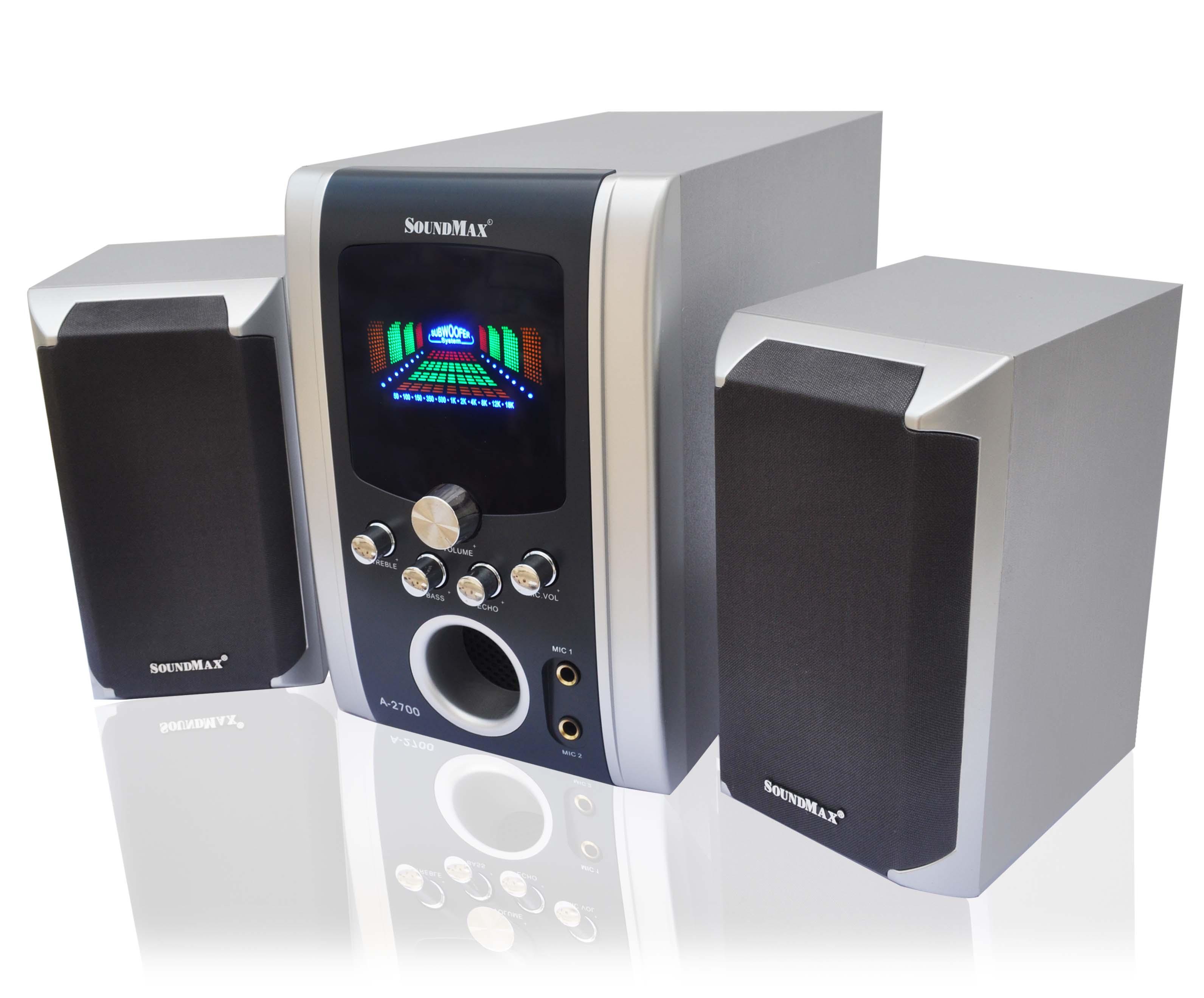 Loa SoundMax A2700/2.1