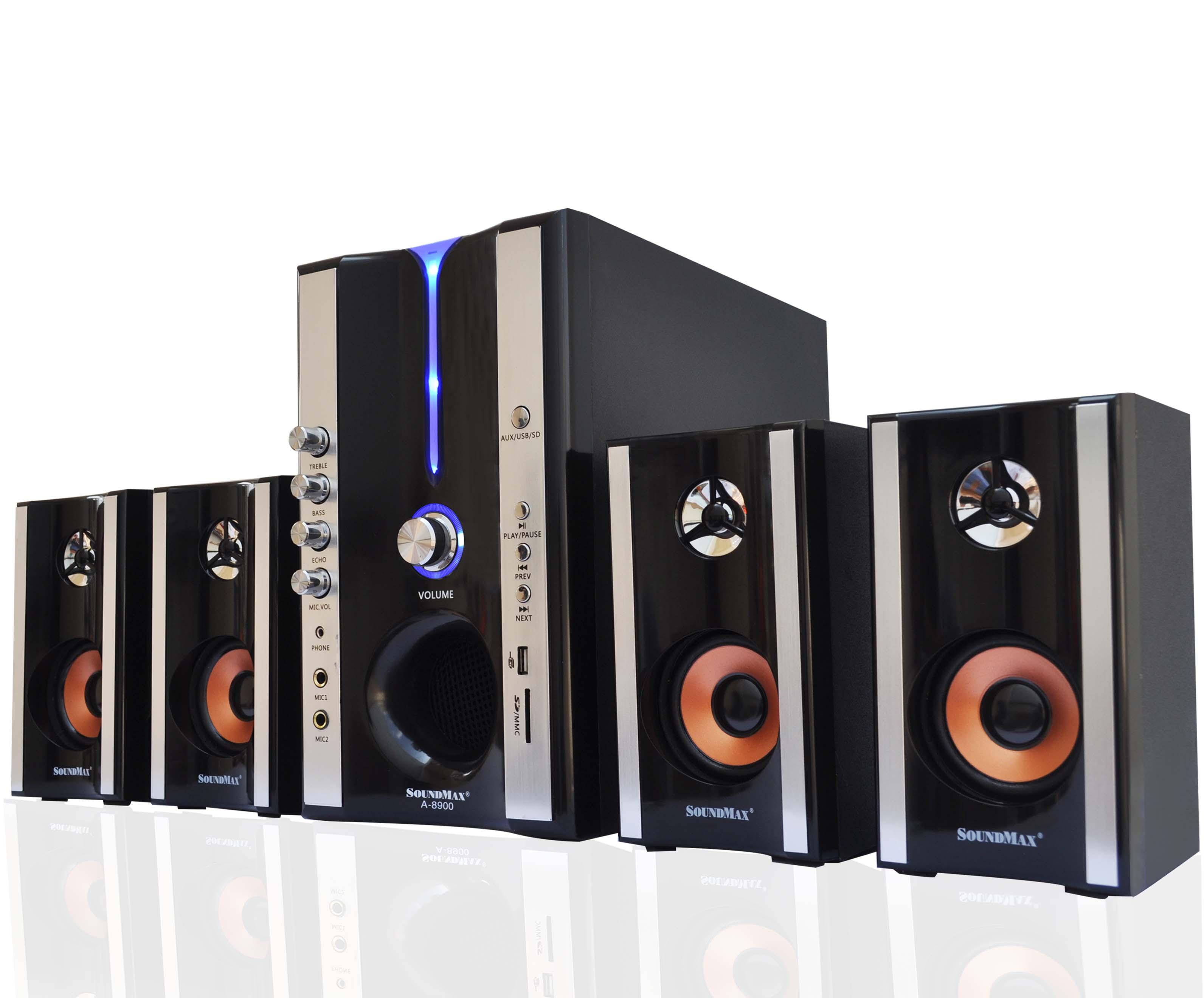 Loa SoundMax A8900/4.1