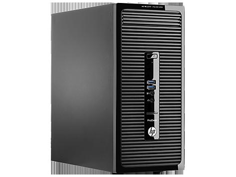 Máy bộ HP ProDesk 400 G2 MT, Pentium G3240/2GB/500GB (G3V26AV)