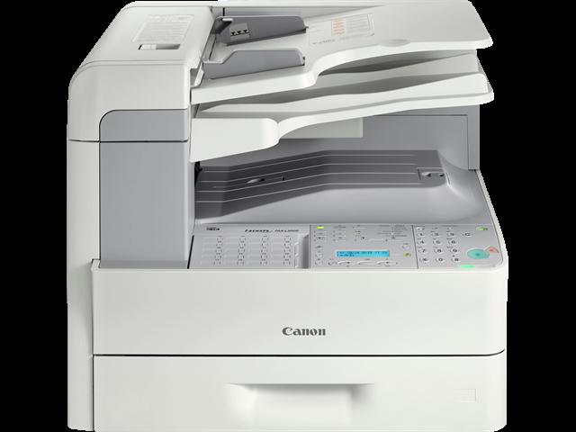 Máy Fax Canon L3000, Laser trắng đen