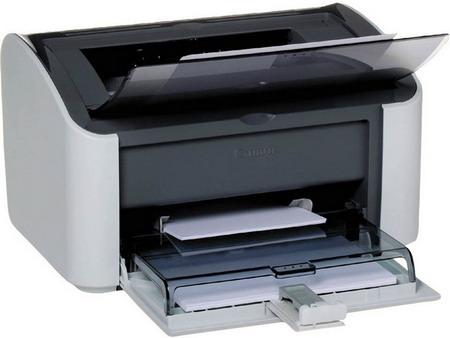 Máy in Canon LBP2900, Laser trắng đen