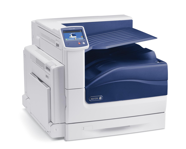 Máy in Fuji Xerox Phaser 7800dn, Duplex, Network, Laser màu A3