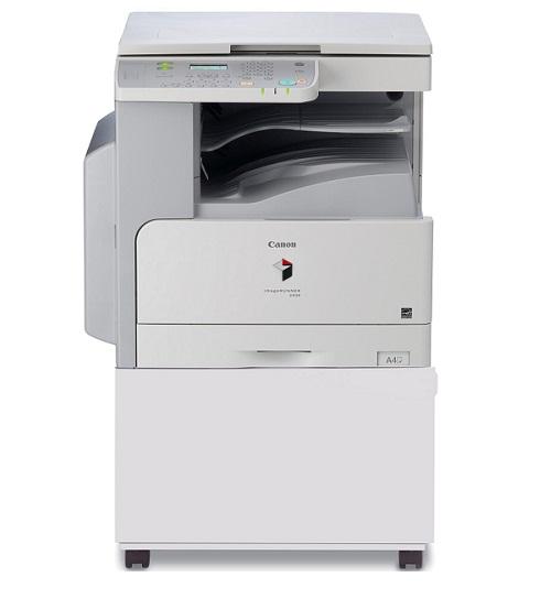 Máy Photocopy Canon iR2422L, Copy trắng đen khổ A3