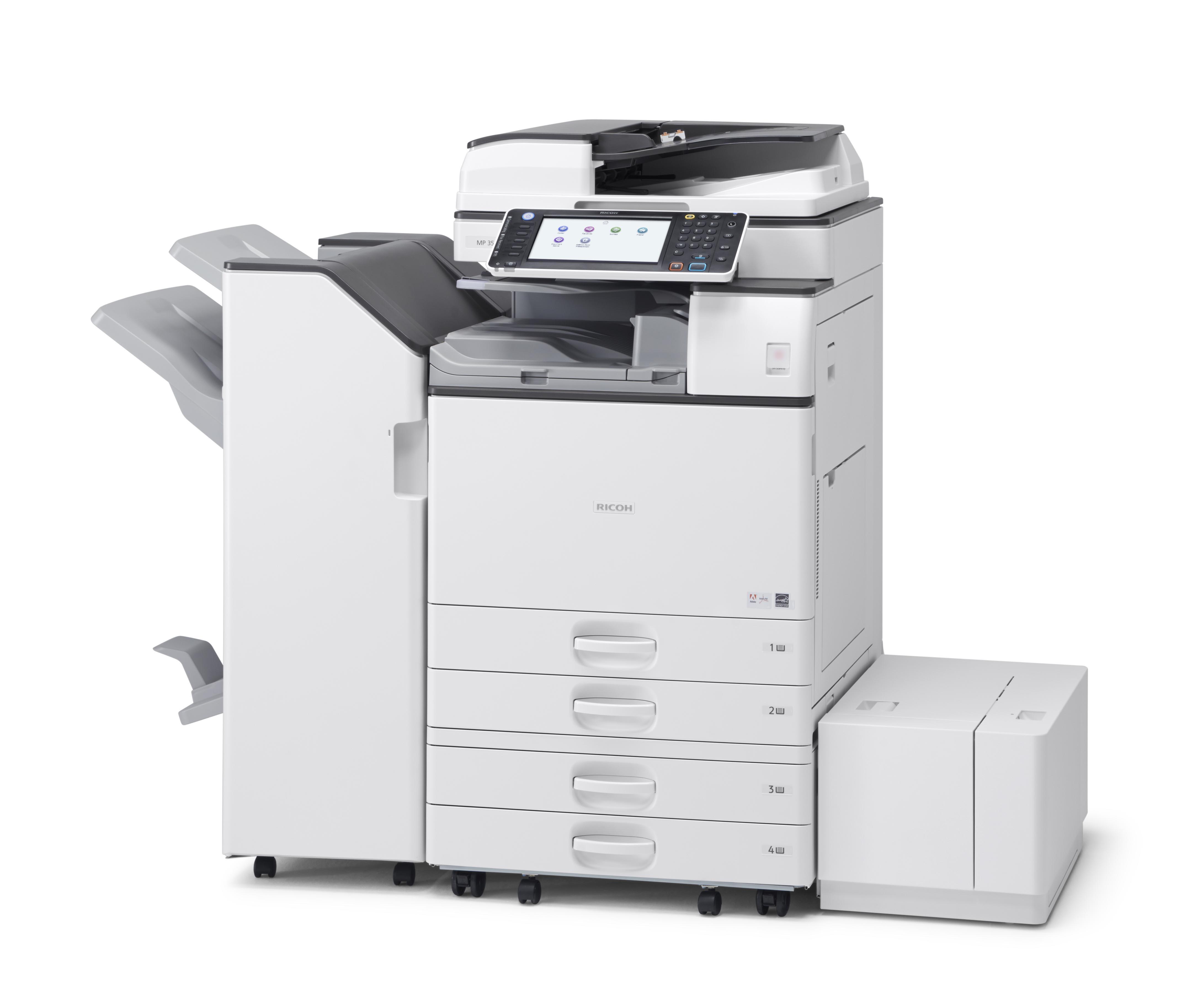Máy Photocopy Ricoh Aficio MP 4054SP