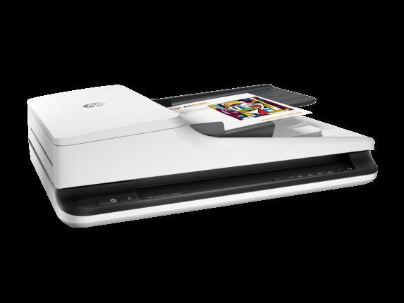 Máy Scan HP ScanJet Pro 2500 f1 Flatbed Scanner (L2747A)