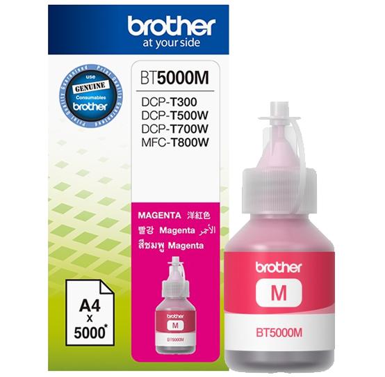 Mực in Brother BT5000M, Magenta Ink bottle (BT5000M)