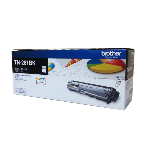 Mực in Brother TN 261 Black Toner Cartridge (TN-261BK)