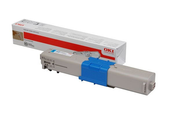 Mực in Oki C301 Magenta Toner Cartridge