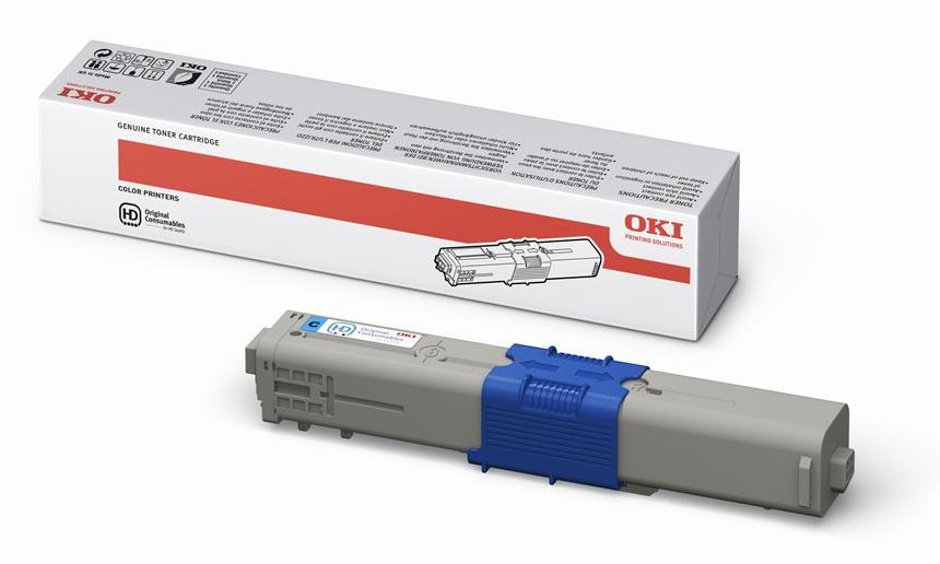 Mực in OKI C310 Magenta Toner Cartridge