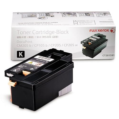 Mực in Xerox DocuPrint CP205, Black Toner Cartridge (CT201591)