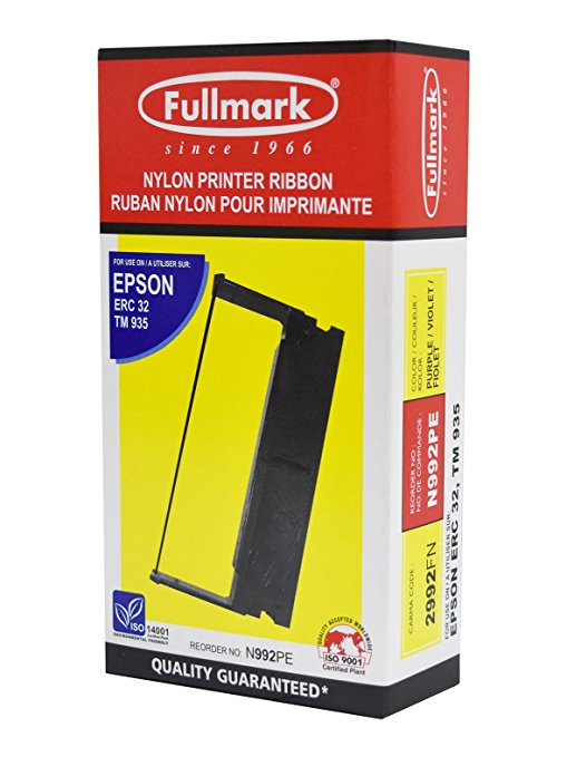 Ruy băng Fullmark ERC-32 Black Ribbon Cartridge (N992BK)