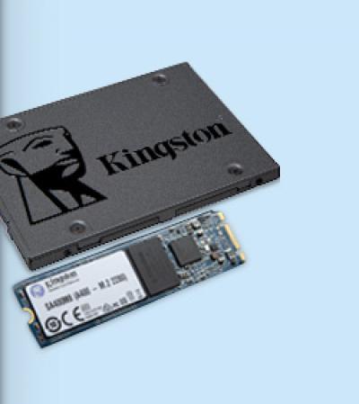 SSD KINGSTON 120GB SA400 (R500/W450)
