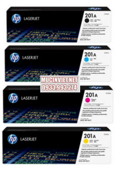 Thay mực máy in HP Color LaserJet MFP M277DW
